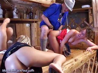 порно фильм немецкие свингеры