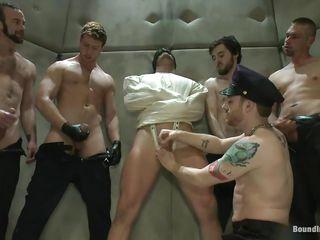 Групповой секс геев
